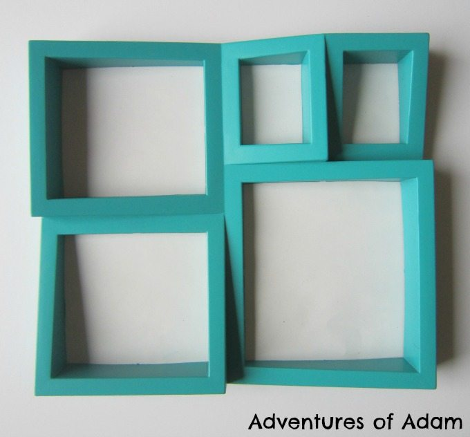 Funky photo frame