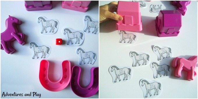 Horse Toddler game