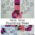 Adventures of Adam Horsie Horsie Counting Game