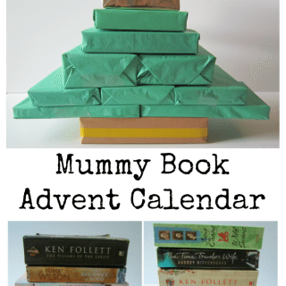 Mummy Book Advent Calendar