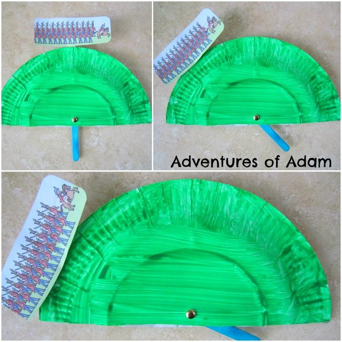 Adventures of Adam Nursery Rhyme moving pictures