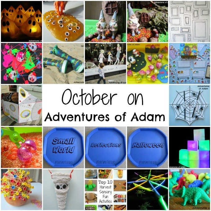 October 2015 on Adventures of Adam