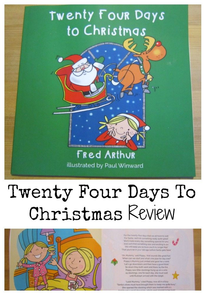 Twenty Four Days To Christmas Review