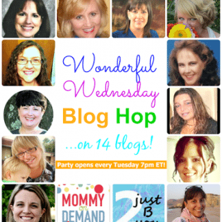 Wonderful Wednesday 14 blogs