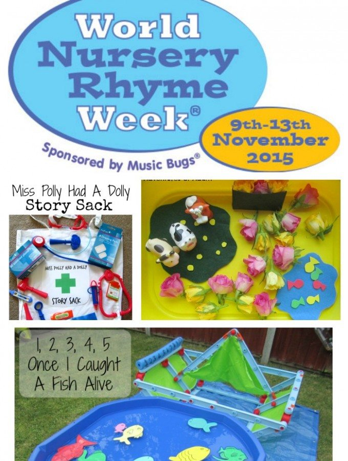 World Nursery Rhyme Week 2015