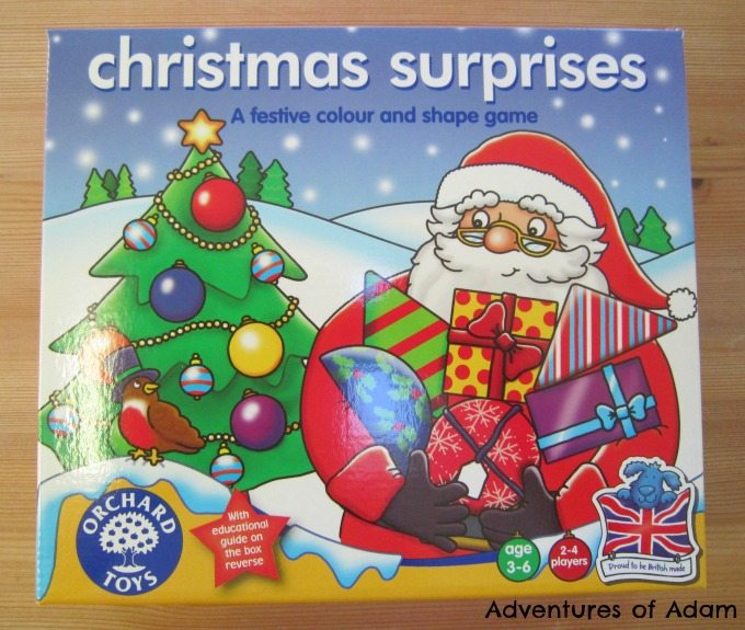 Christmas Surprises Orchard Toys