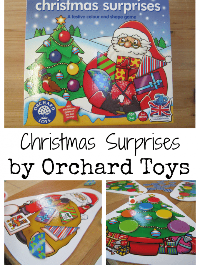 Christmas Surprises by Orchard Toys