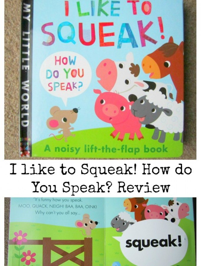 I like to Squeak Review