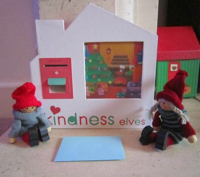 Kindness elves arrive