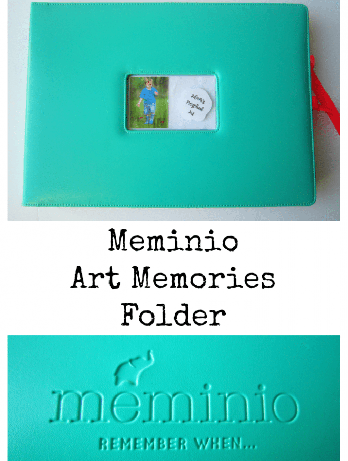 Meminio Art Memories Folder review