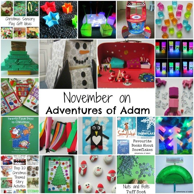 November 2015 on Adventures of Adam