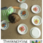 Thanksgiving Turkey Memory Game Preschool Spot