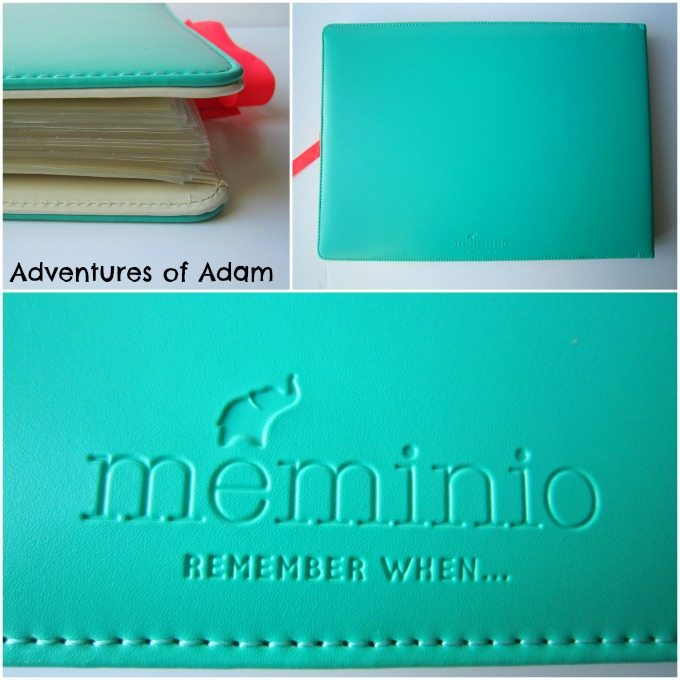Turquoise Art folder from Meminio