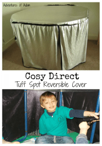 Cosy Direct Tuff Spot Reversible Cover