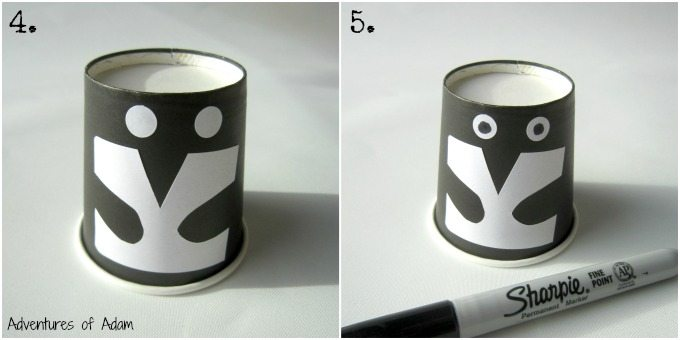 DIY penguins