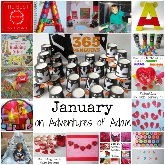 January 2016 on Adventures of Adam