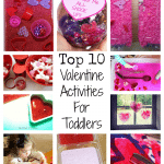 Valentine's Day Activities For Toddlers