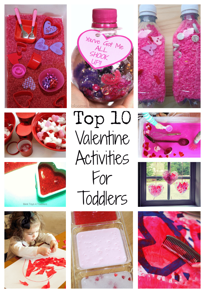 Top 10 Valentine S Day Activities For Toddlers