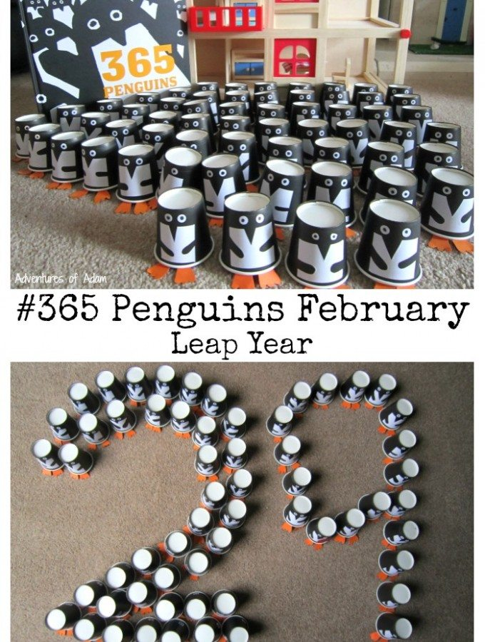 #365Penguins – February