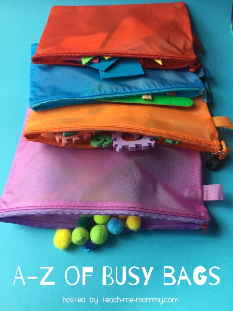 A to Z of Busy Bags