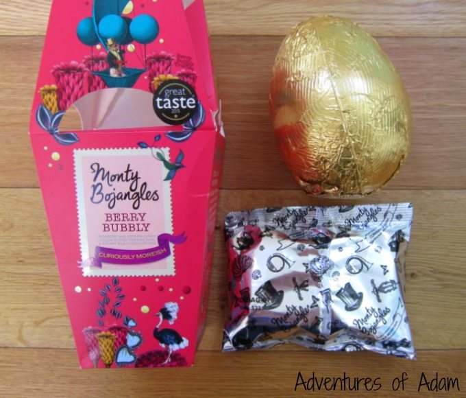 Berry Bubbly Monty Bojangles Easter Egg