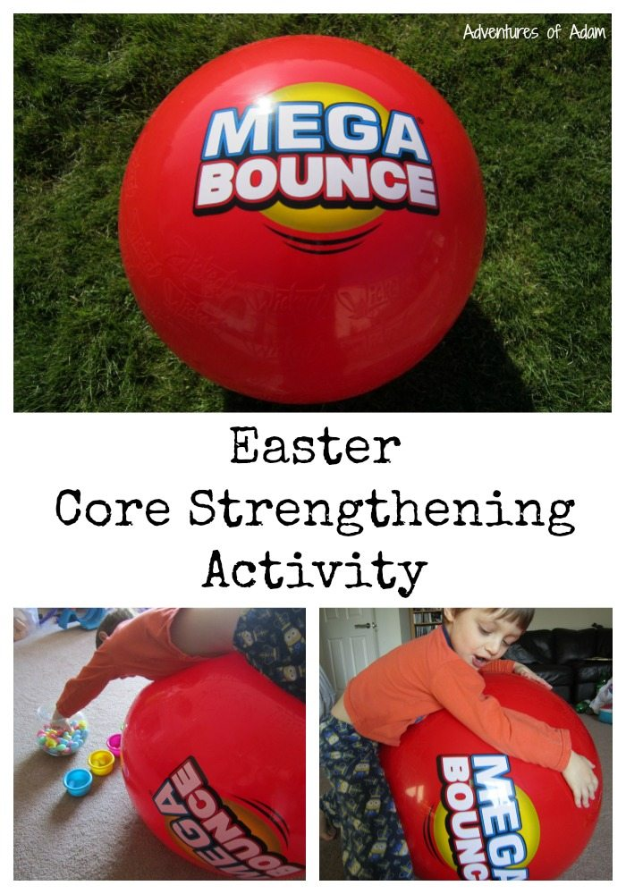 Easter Core Strengthening Activity