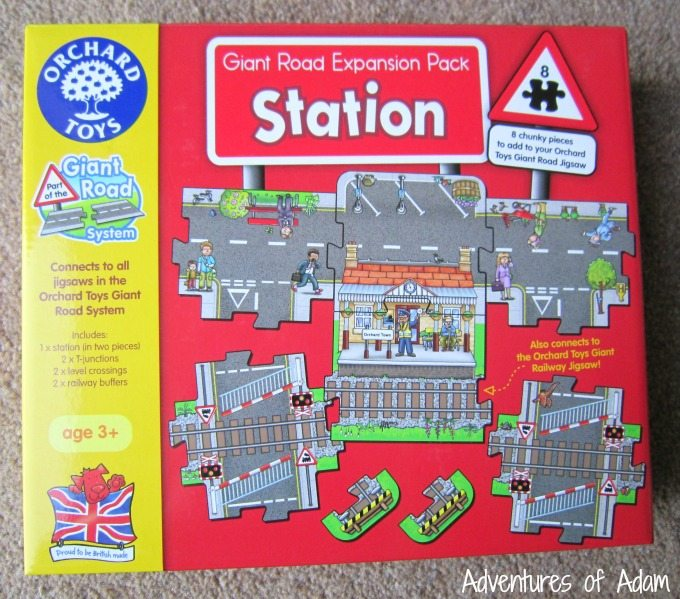 Giant Road Expansion Pack The Station