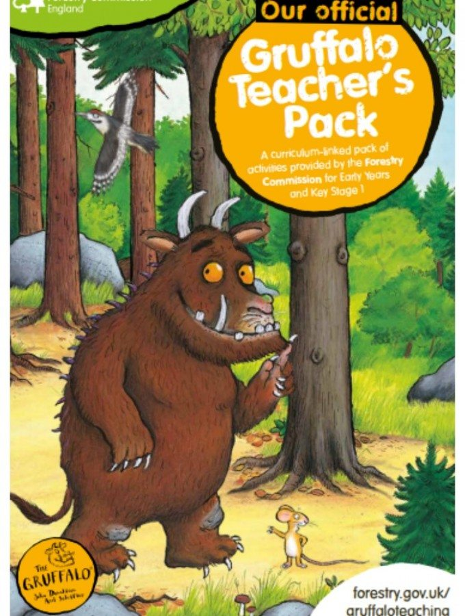 Forestry Commission Gruffalo Teacher's Pack