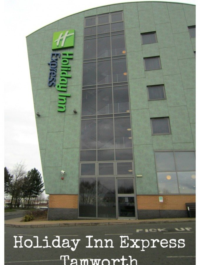 Holiday Inn Express Tamworth Review