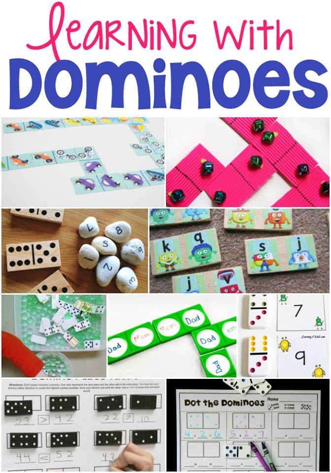 Learning with Dominoes