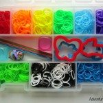 Rainbow Loom Band Busy Bag