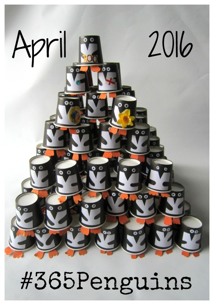 365 Penguins April