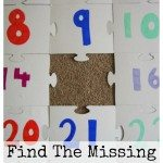 Find the Missing Number Puzzle Adventures of Adam