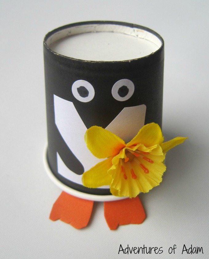 Mothers Day penguin