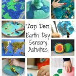 Earth Day Sensory Activities