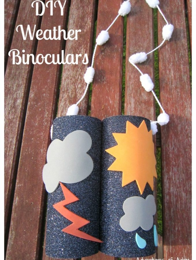 DIY Weather Binoculars