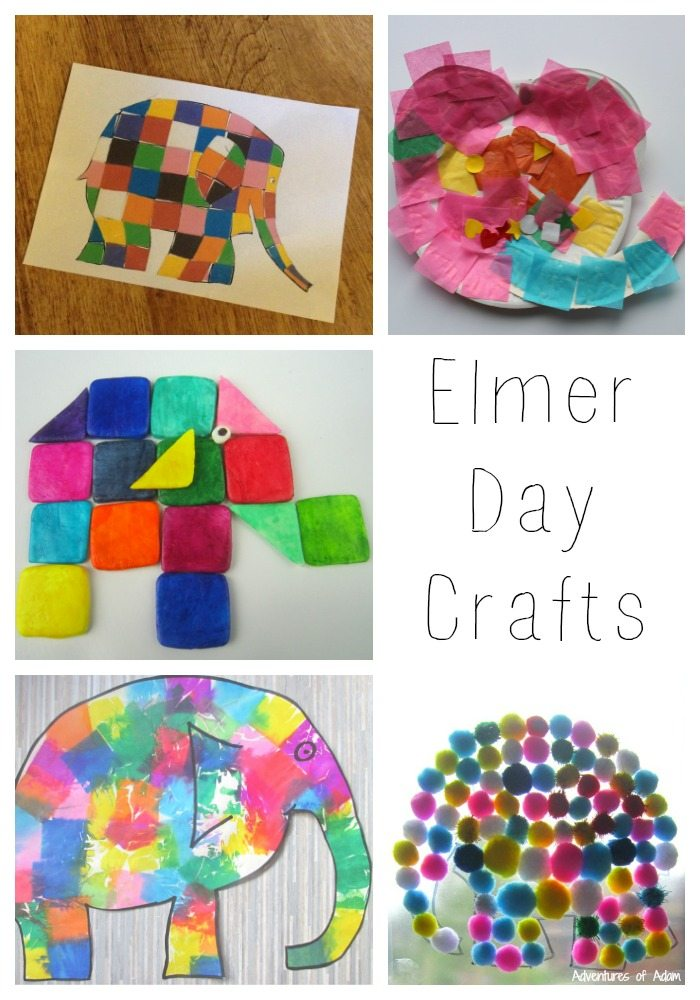 Elmer Day Crafts