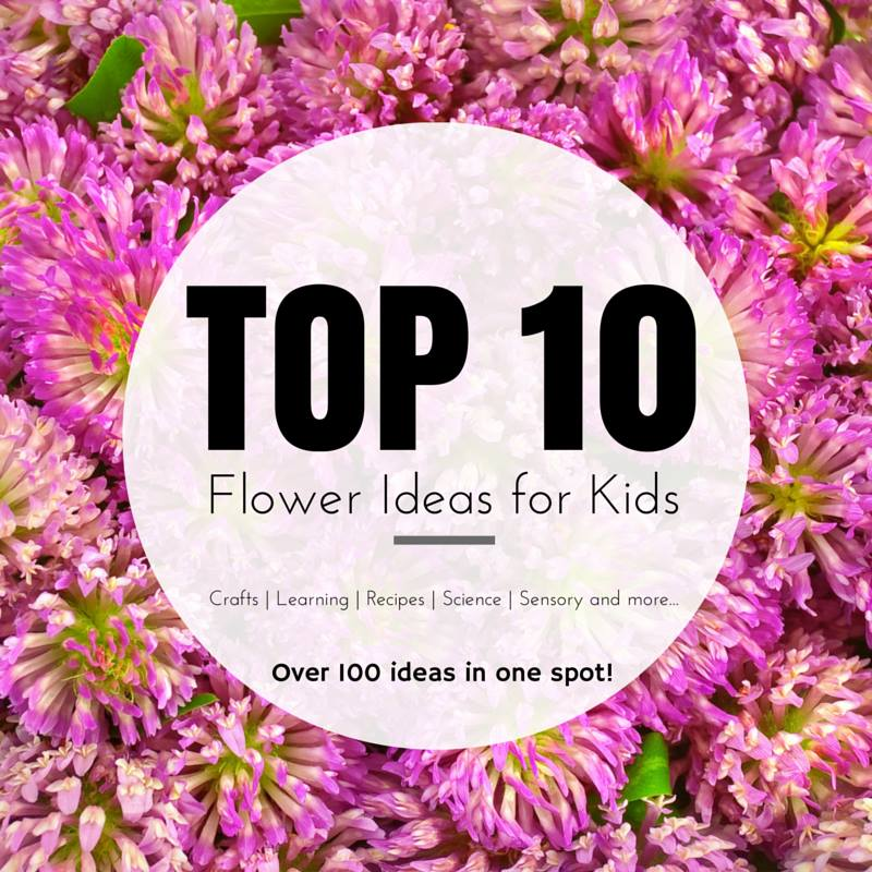 Top 10 Flower ideas