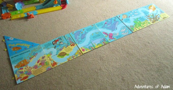 Convertible Submarine - The Play Mat