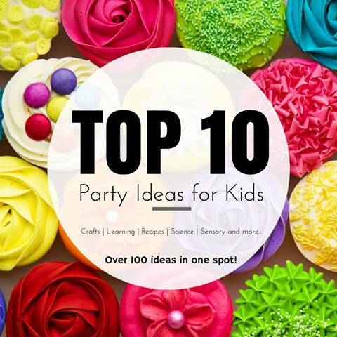 Top 10 party ideas