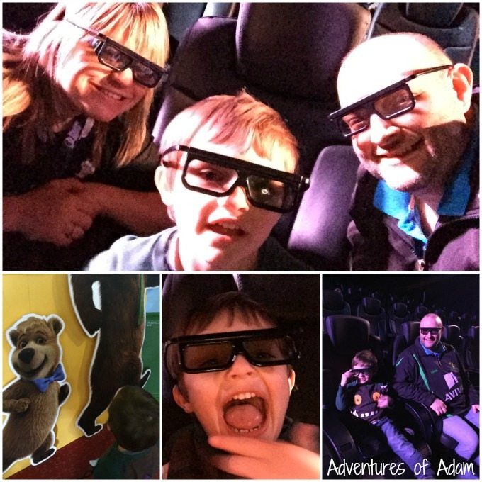 4D Cinema Drayton Manor