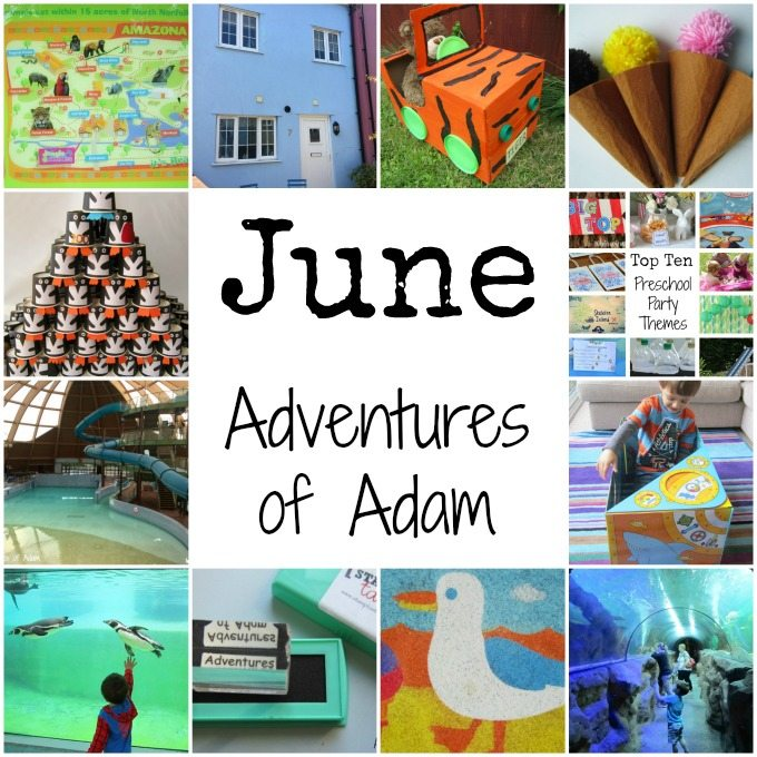 Adventures of Adam June 2016