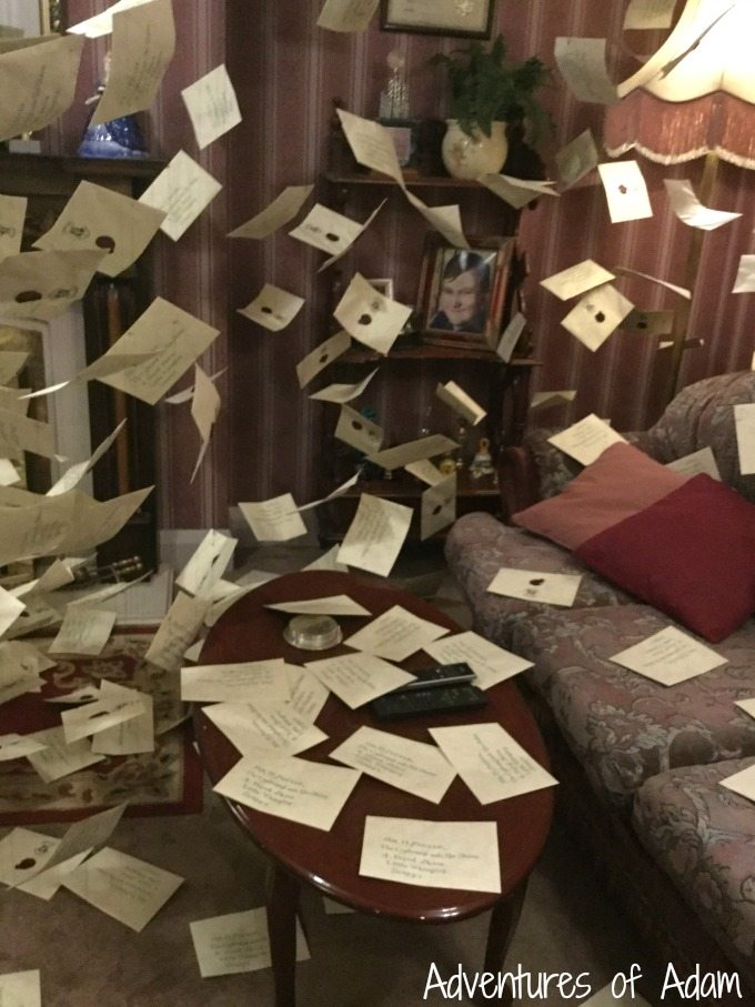 Dursleys House Privet Drive