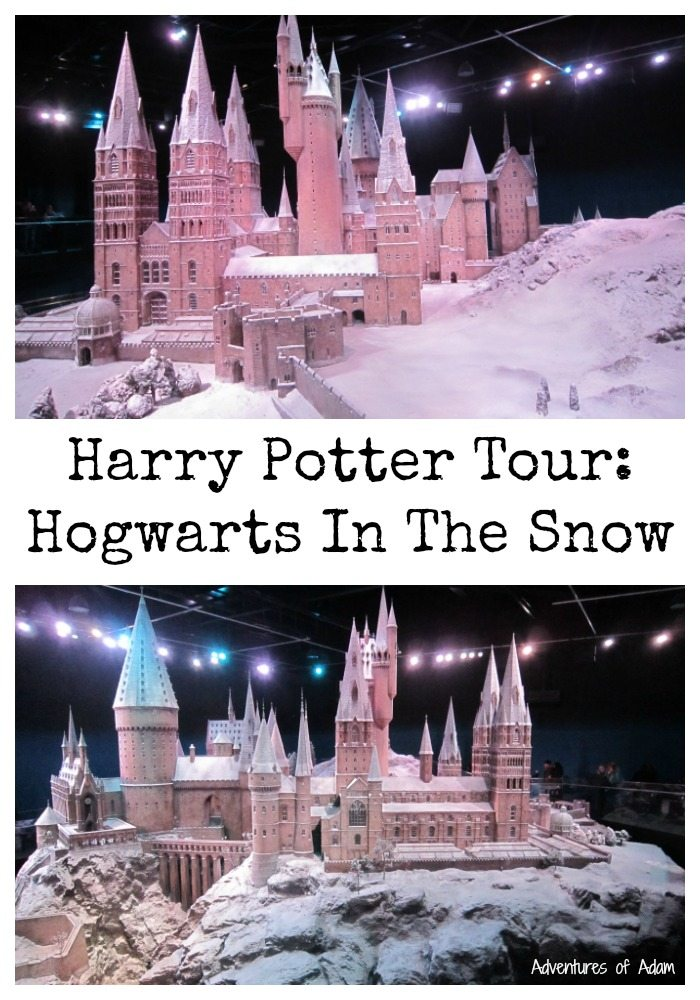 Harry Potter Tour: Hogwarts In The Snow