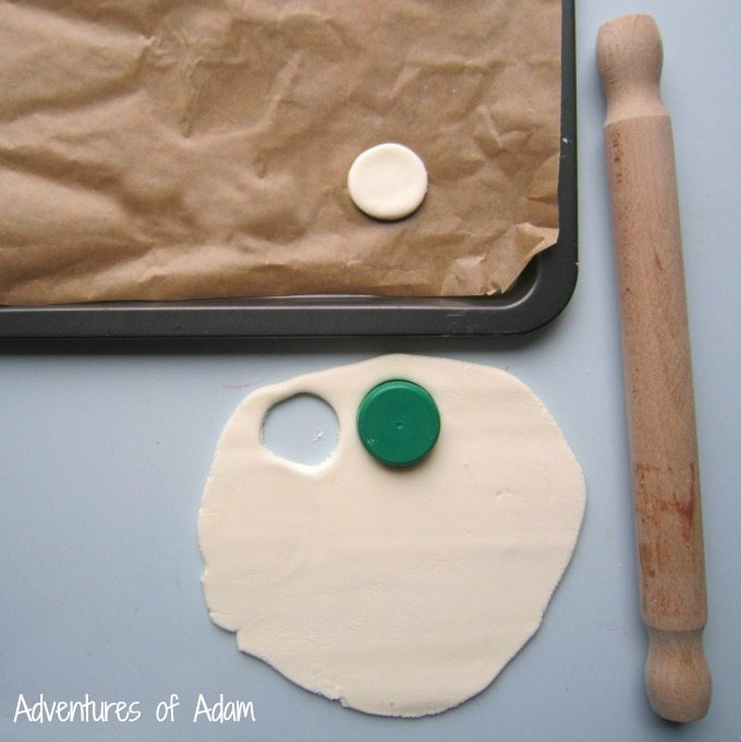 Making DIY Clay Sport Medals