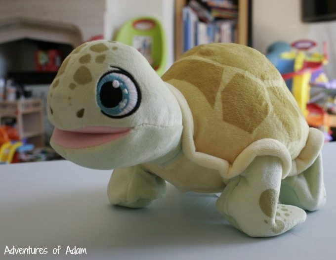Martina The Little Turtle is part of the Club Petz range