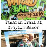 Tamarin Trail at Drayton Manor
