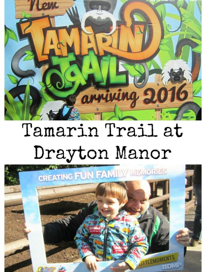 Tamarin Trail, Haunted House and more fun at Drayton Manor