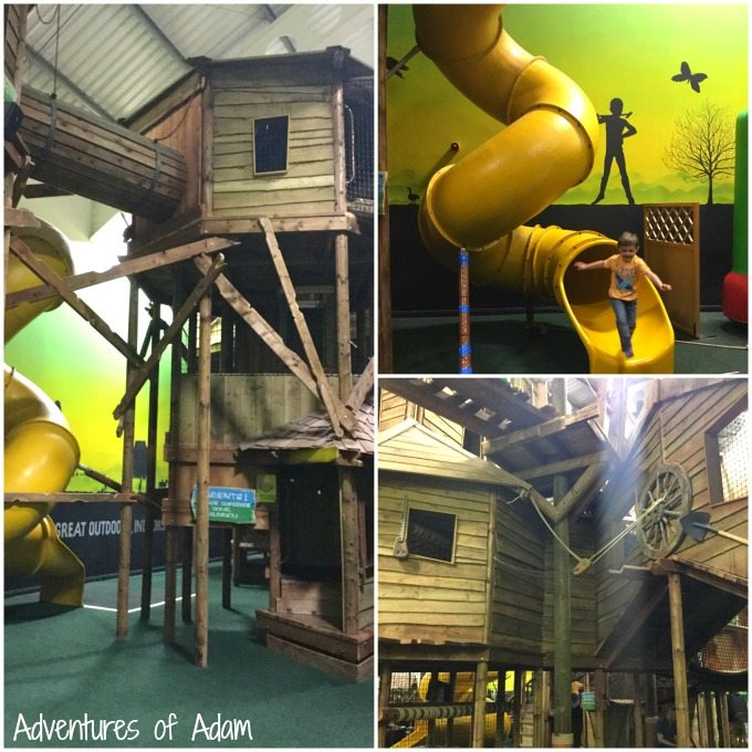 Wild Wood Adventure Centre