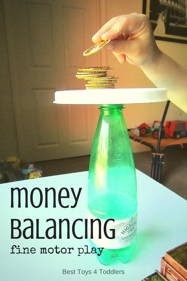 coin-balancing-for-fine-motor-play-activity